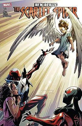 Ben Reilly: Scarlet Spider (2017-2018) #23