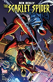 Ben Reilly: Scarlet Spider (2017-2018) #24