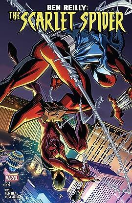 Ben Reilly: Scarlet Spider (2017-2018) #24