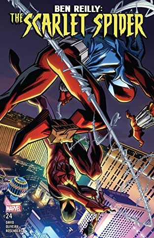 Ben Reilly: Scarlet Spider (2017-) No.24