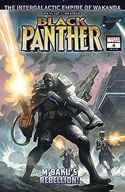 Black Panther (2018-) No.4