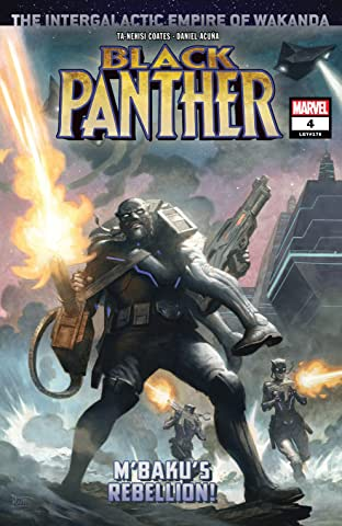 Black Panther (2018-) No.4
