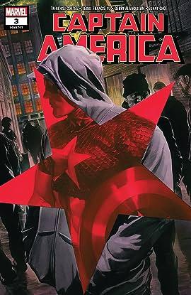 Captain America (2018-) No.3