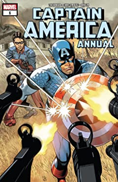 Captain America (2018-) Annual No.1
