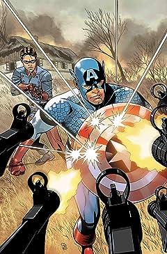 Captain America (2018-) Annual #1