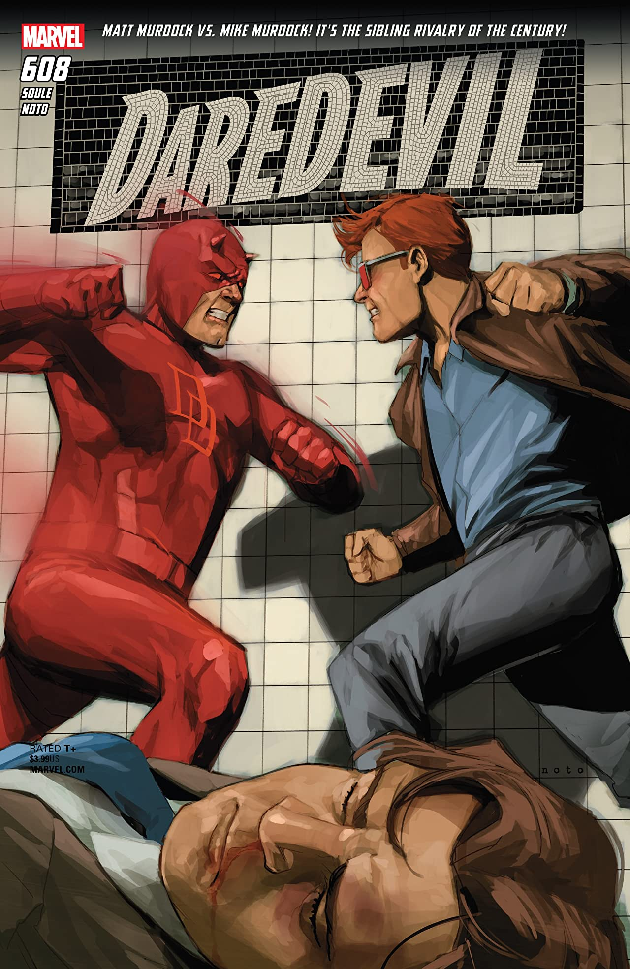 Daredevil (2015-) No.608