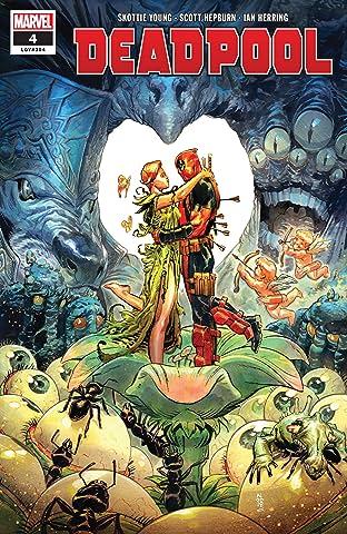 Deadpool (2018-) #4
