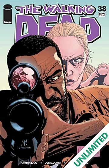 The Walking Dead #38