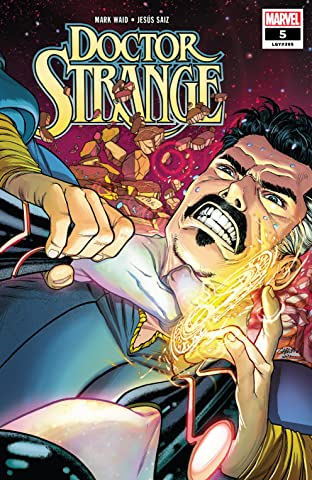 Doctor Strange (2018-) No.5