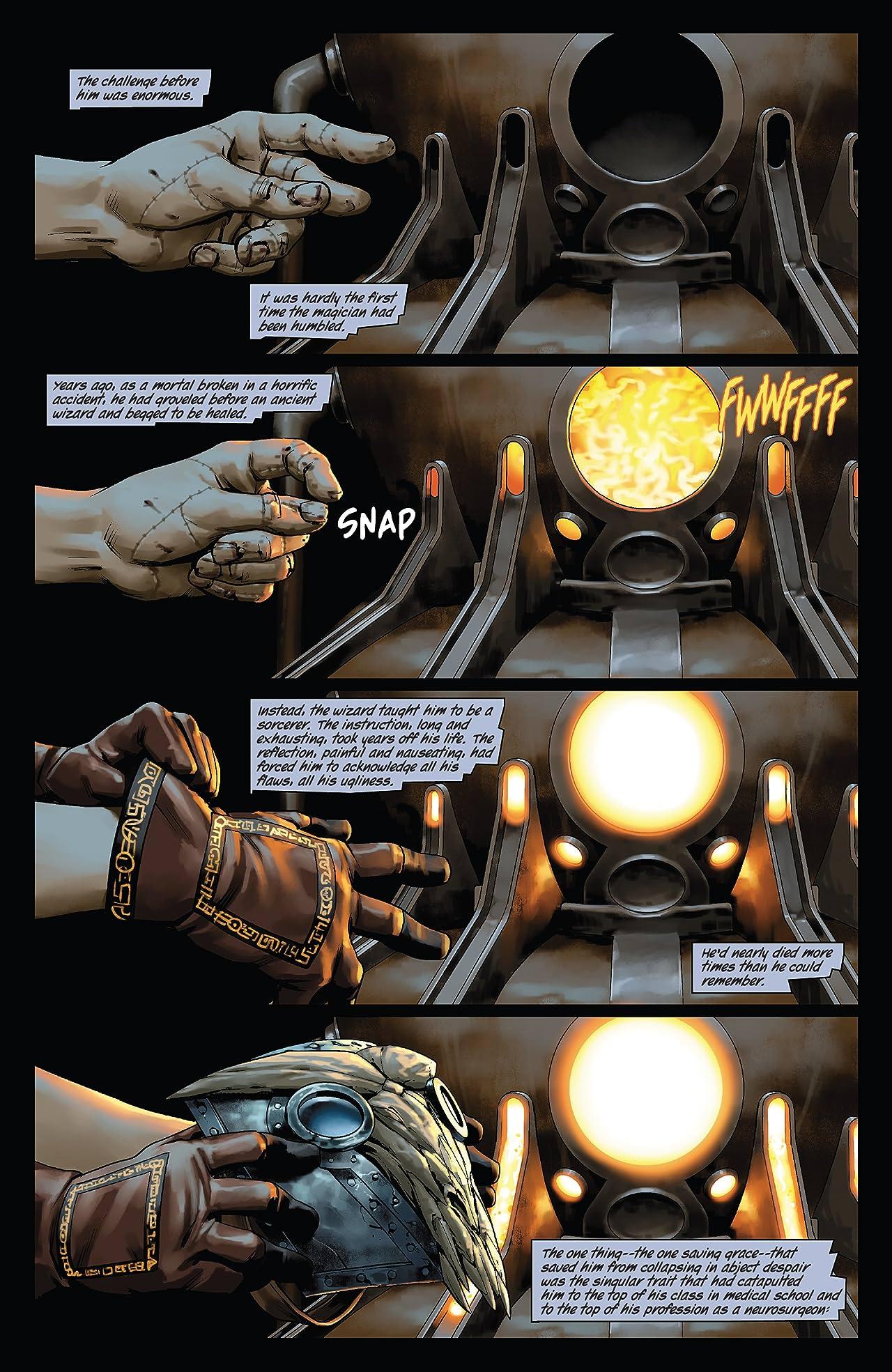 Doctor Strange (2018-) #5