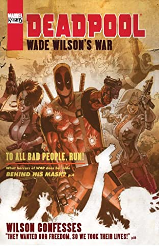 Deadpool: Wade Wilson's War