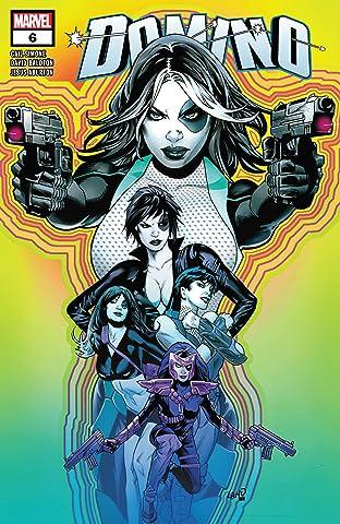 Domino (2018-2019) No.6