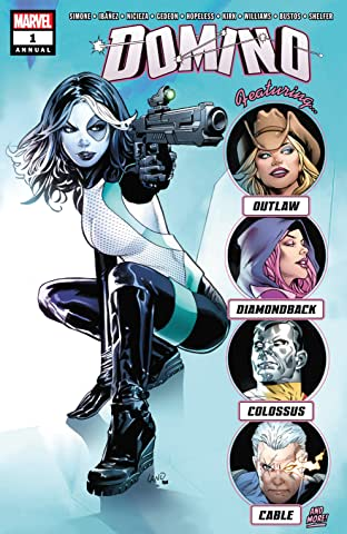 Domino (2018-2019) Annual No.1