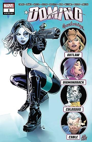 Domino (2018-2019) Annual #1