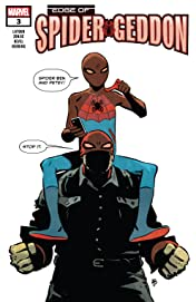 Edge of Spider-Geddon (2018) #3 (of 4)