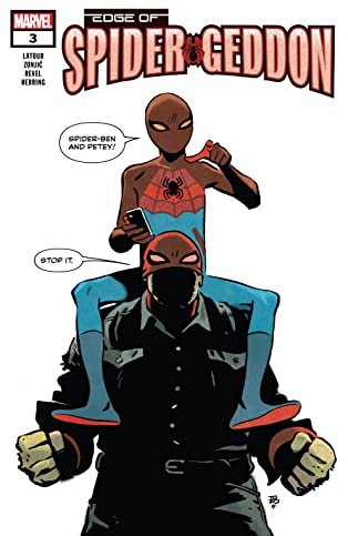 Edge of Spider-Geddon (2018) #3 (of 4)