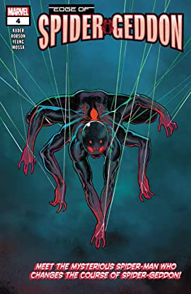 Edge of Spider-Geddon (2018) #4 (of 4)