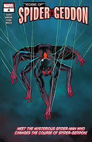 Edge of Spider-Geddon (2018) No.4 (sur 4)