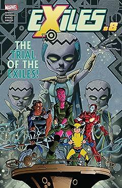 Exiles (2018-) #8