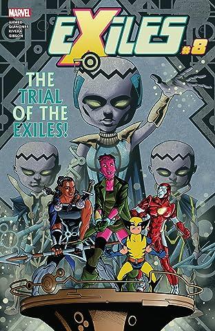 Exiles (2018-2019) No.8
