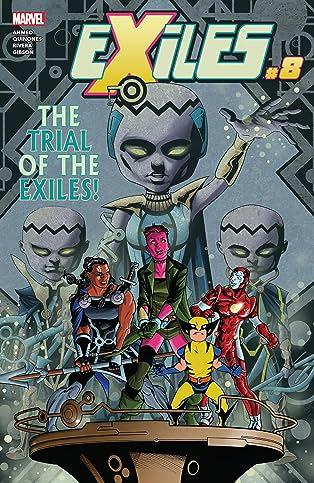 Exiles (2018-2019) #8
