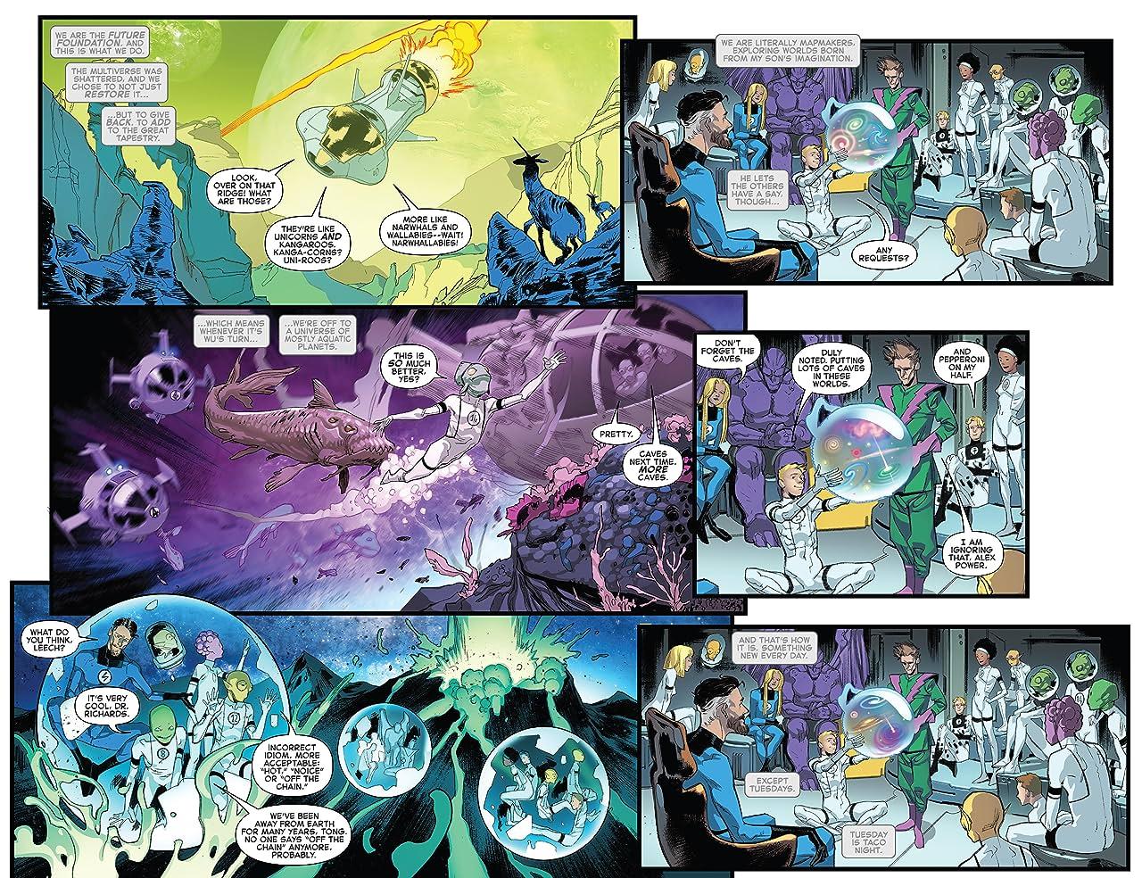 Fantastic Four (2018-) #2