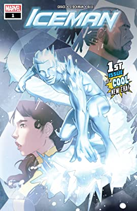 Iceman (2018-2019) #1