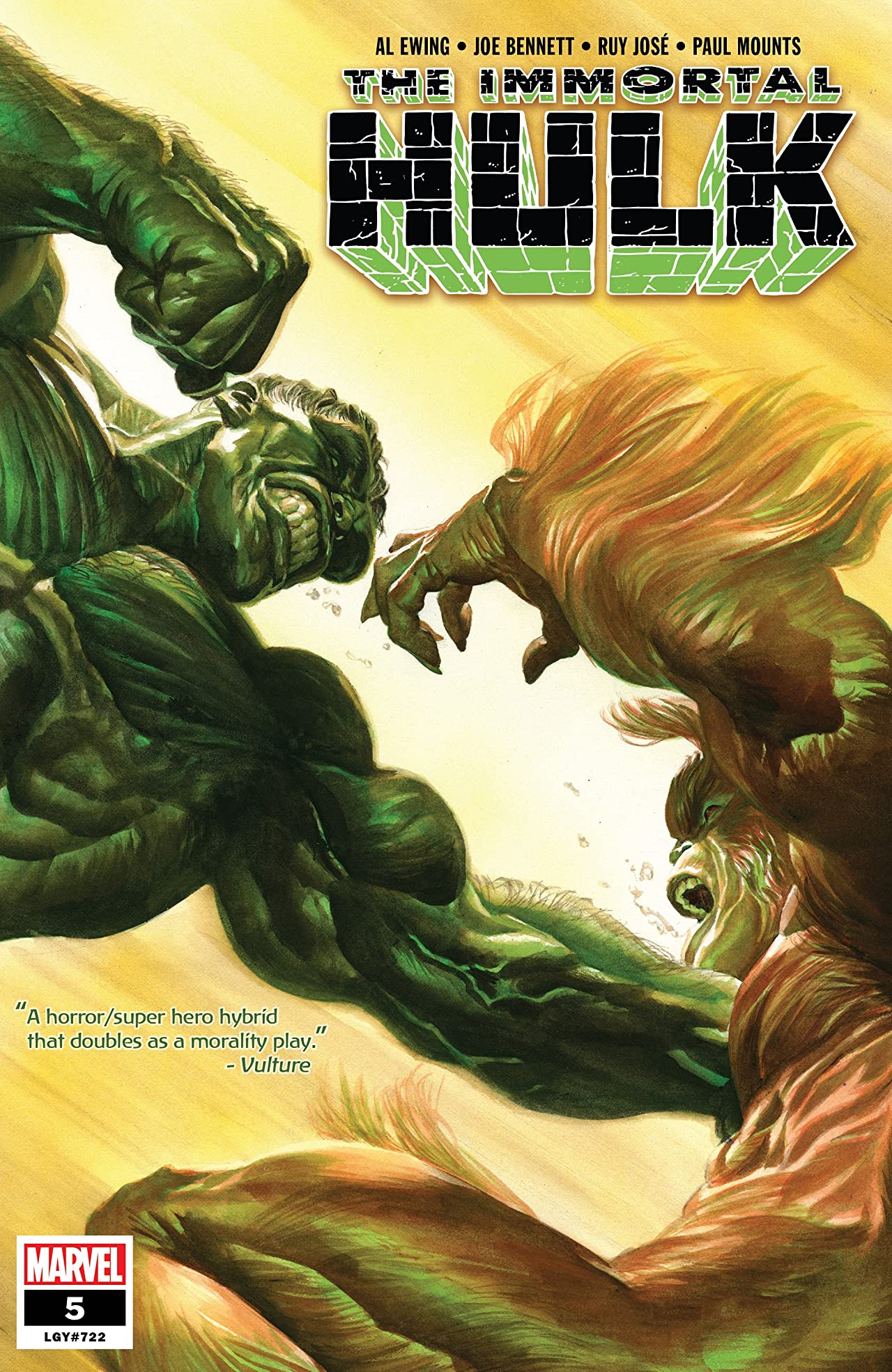 Immortal Hulk (2018-) No.5