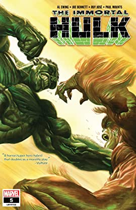 Immortal Hulk (2018-) #5