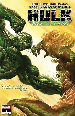 Immortal Hulk (2018-) No.5