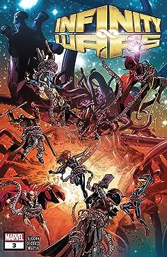 Infinity Wars (2018) #3 (of 6)
