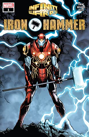 Infinity Wars: Iron Hammer (2018) No.1 (sur 2)