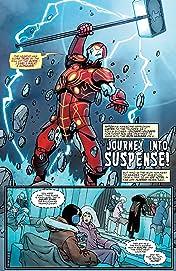 Infinity Wars: Iron Hammer (2018) #1 (of 2)
