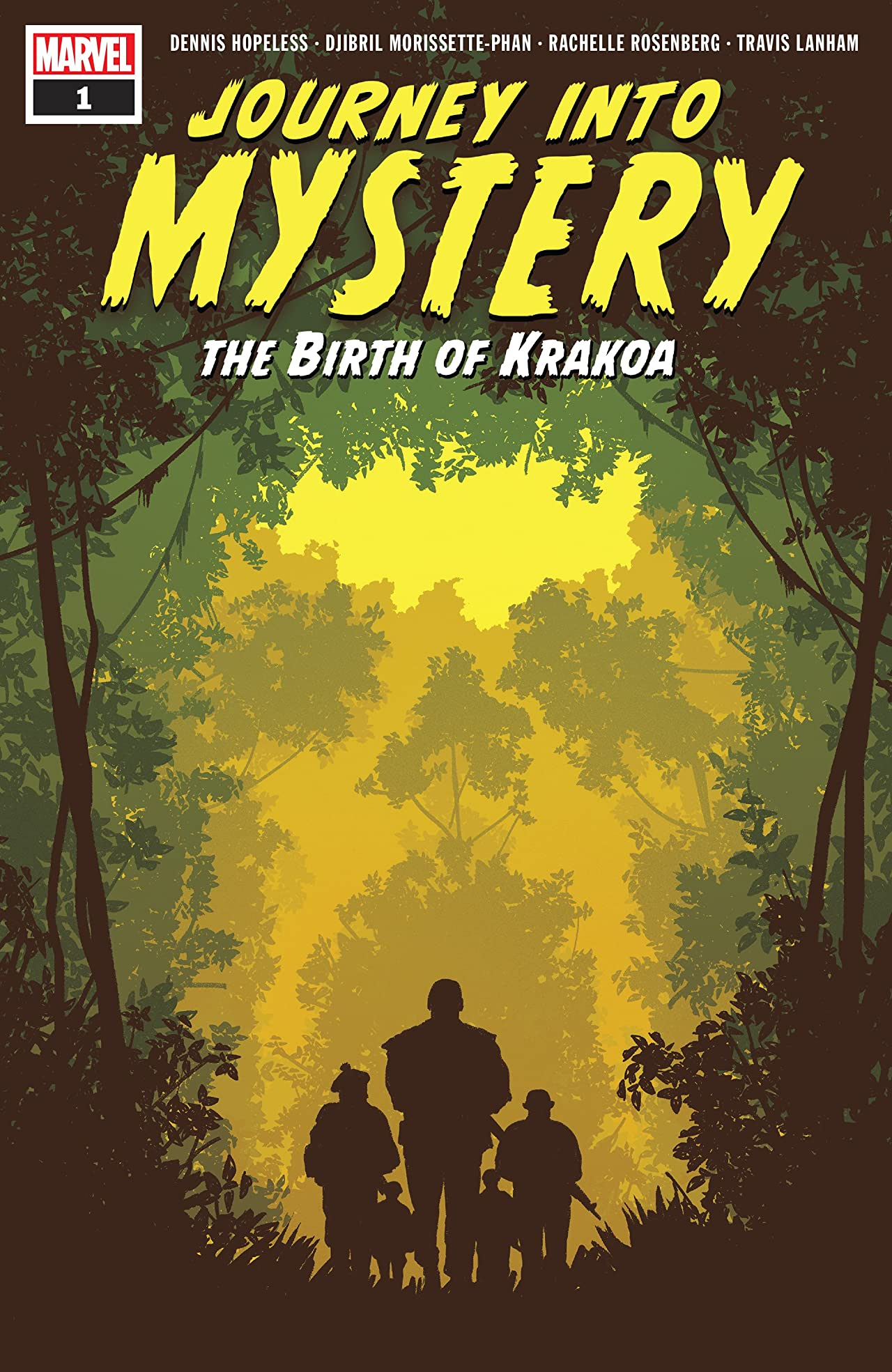 Journey Into Mystery: The Birth Of Krakoa (2018) No.1