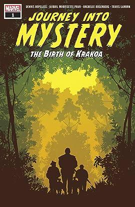 Journey Into Mystery: The Birth Of Krakoa (2018) #1