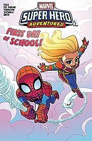 Marvel Super Hero Adventures: Captain Marvel - First Day Of School (2018) No.1