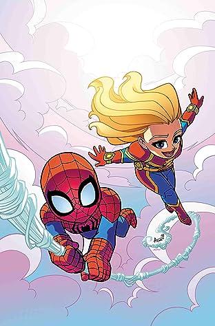 Marvel Super Hero Adventures: Captain Marvel - First Day Of School (2018) #1
