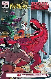 Moon Girl and Devil Dinosaur (2015-) #35