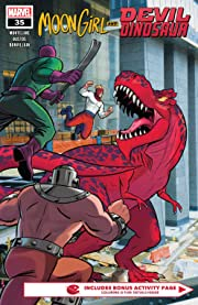 Moon Girl and Devil Dinosaur (2015-) #35