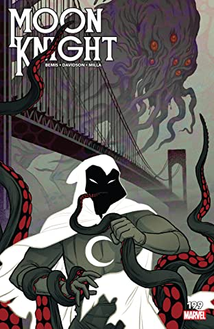 Moon Knight (2017-) No.199