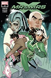 Mr. and Mrs. X (2018-) #3