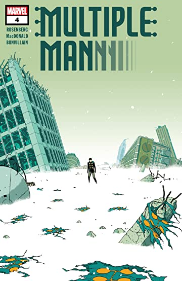Multiple Man (2018) #4 (of 5)