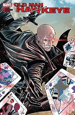 Old Man Hawkeye (2018) #9 (of 12)