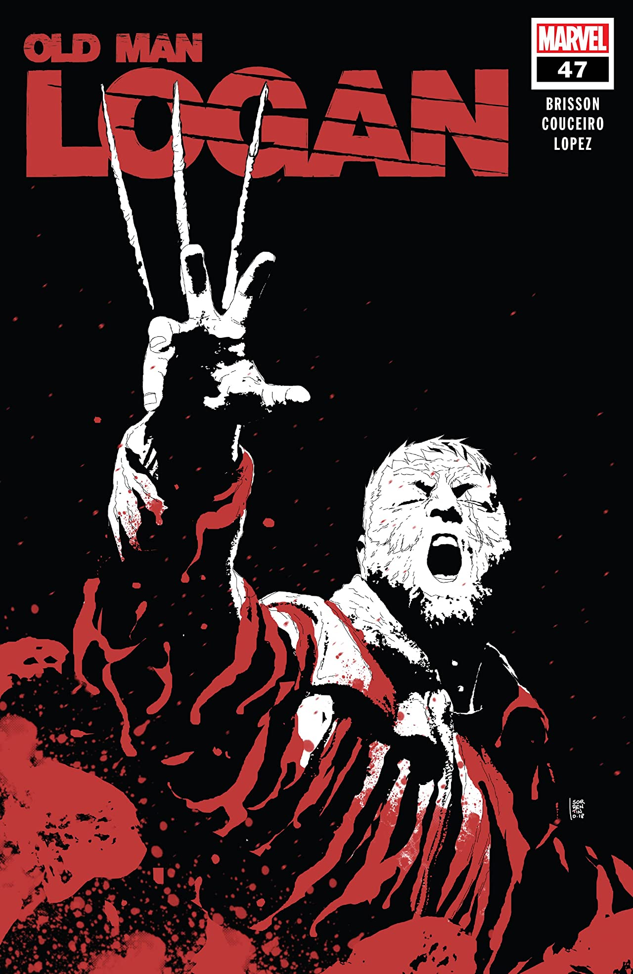 Old Man Logan (2016-) No.47