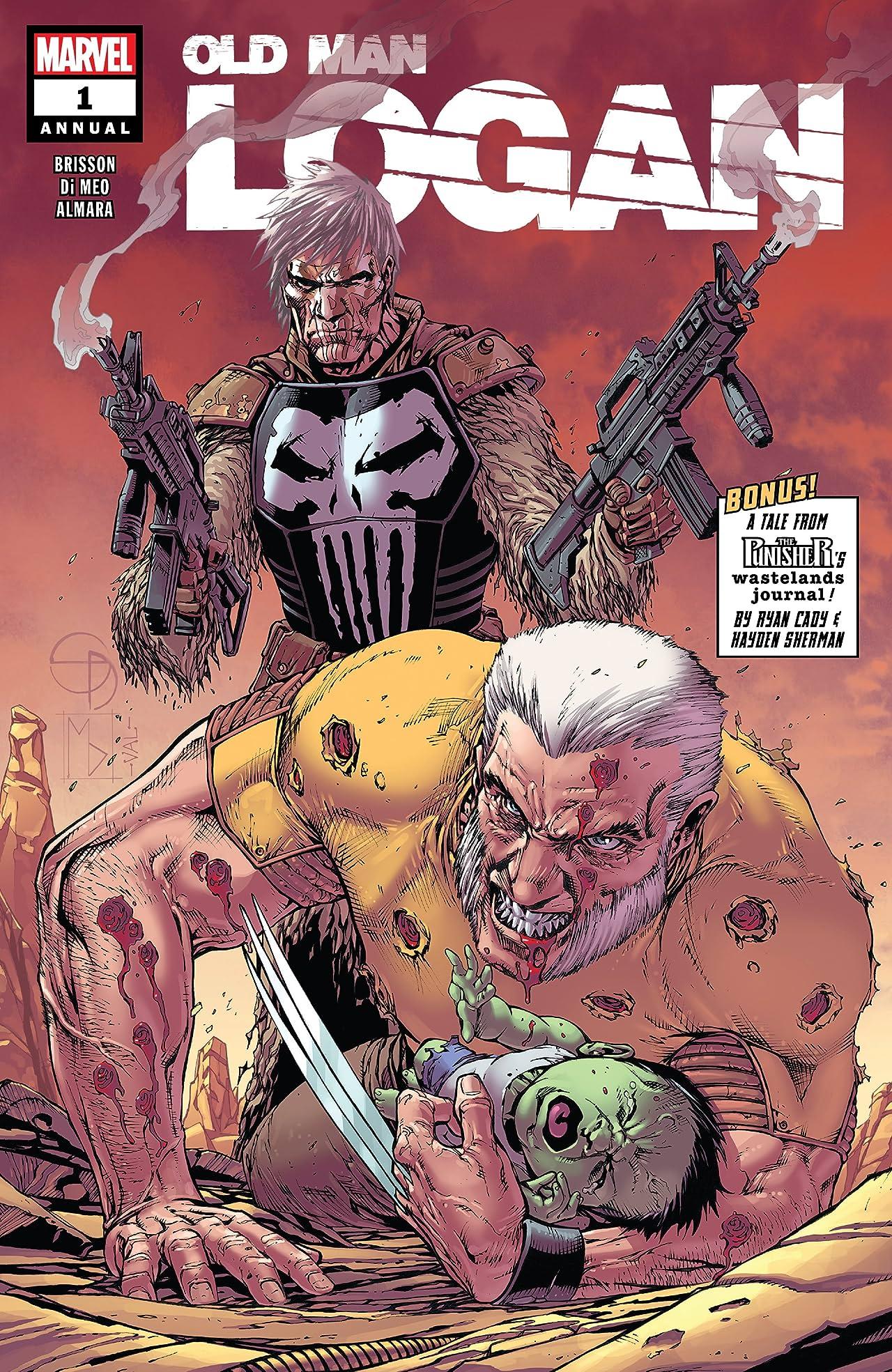 Old Man Logan (2016-2018) Annual #1