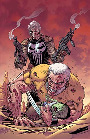 Old Man Logan (2016-) Annual #1