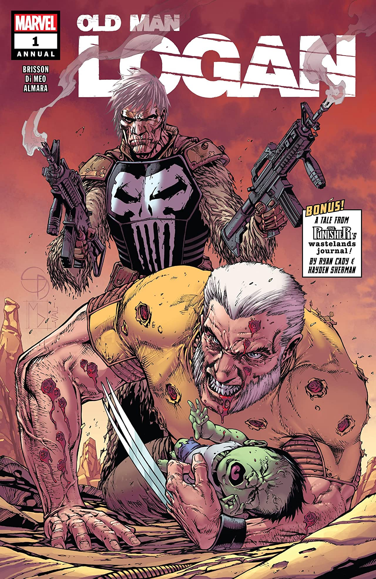 Old Man Logan (2016-) Annual No.1