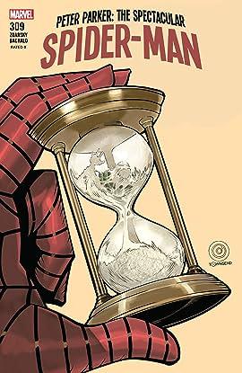 Peter Parker: The Spectacular Spider-Man (2017-2018) #309