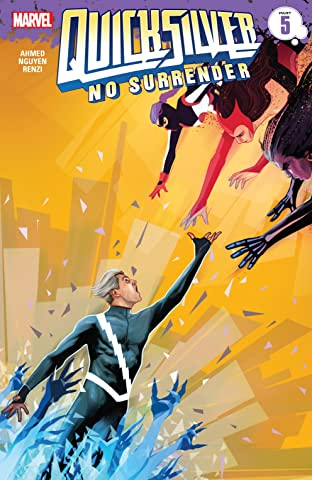 Quicksilver: No Surrender (2018) #5 (of 5)