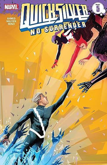 Quicksilver: No Surrender (2018) #5 (of 5)